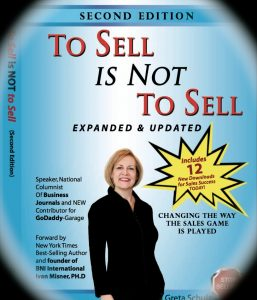 New Book, To Sell IS NOT To Sell, 2nd Edition!!