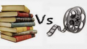 What's better a book or a movie?