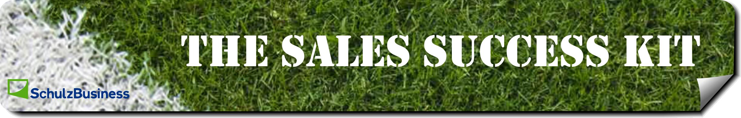 sales success kit
